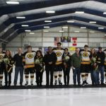 Hockey Rolls on Senior Night, Drops Next Game to Bowling Green