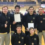 Wrestling Places Second at GWOC; Charette, Wiechers Win Individual Titles