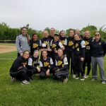 Softball Clinches Share of GWOC East Title