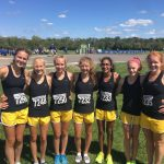 Girls Cross Country Finishes 6th at Mason Invitational