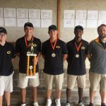 Boys Varsity Gold Golf Wins Beavercreek Invite