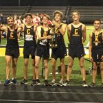 Boys Cross Country Team Wins Saturday Night Lights