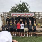 Boys Cross Country Wins District Championship