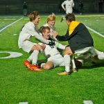 Decuir's Golden Goal Sends Boys Soccer to District Finals