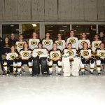 Hockey Competes in Chiller Thanksgiving Classic
