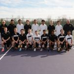 Varsity Black Tennis Beats Eaton