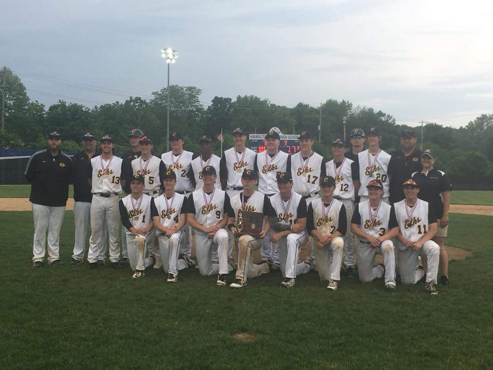 Baseball Earns Second Consecutive District Title