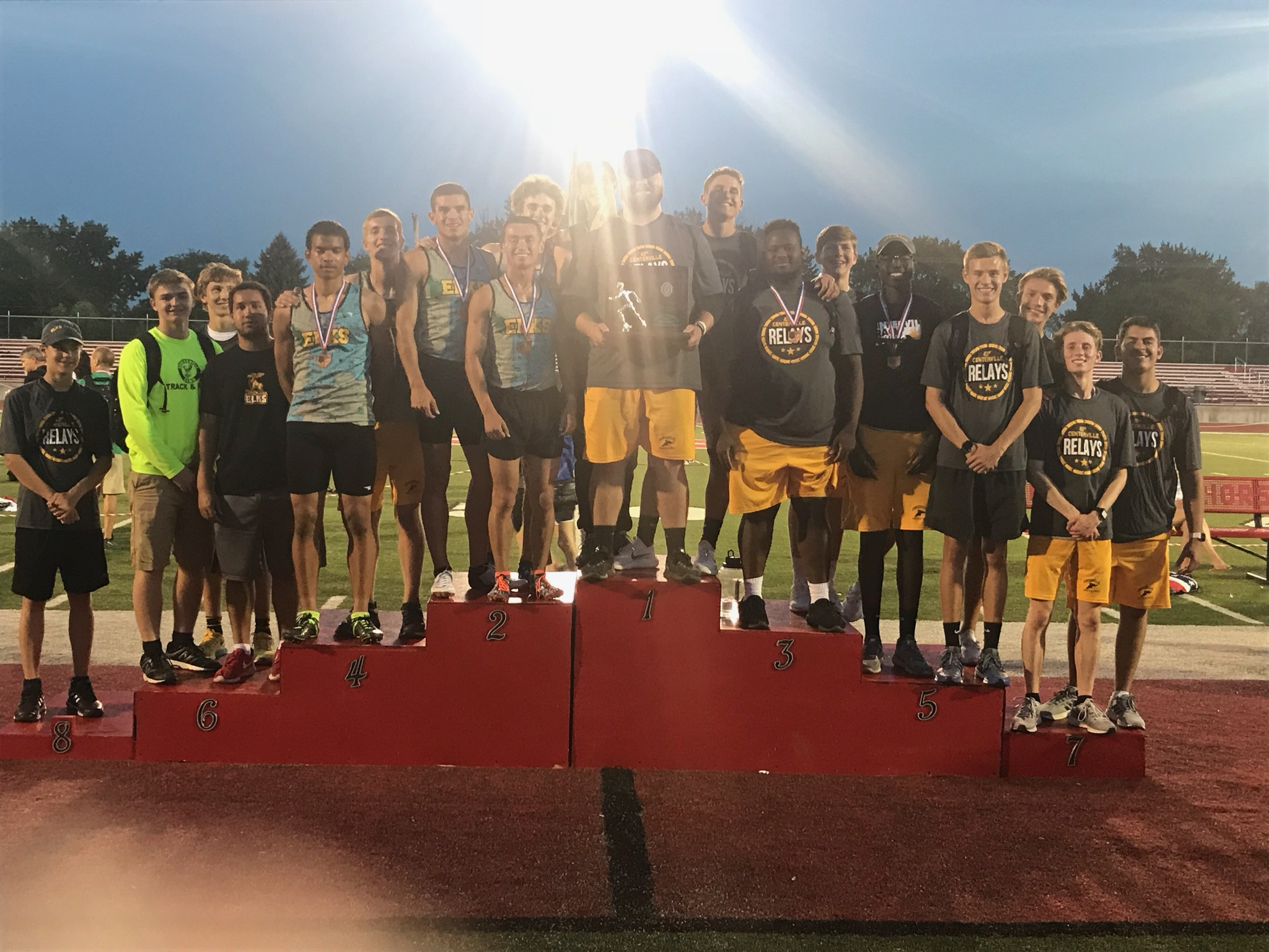 11 CHS Track and Field Athletes Advance to State Meet, Boys Earn Regional Runner-Up