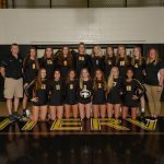 Volleyball Rolls Into District Semifinals
