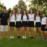 Girls Varsity Black Golf Drops Nailbiter at Oakwood