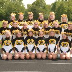 Girls Competition Cheer and Gameday Squads Finish Runner-Up in Florida