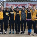 Centerville Girls XC Fifth at Districts, Advance to Regionals!