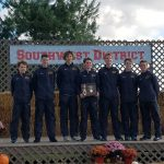 Boys Cross Country Wins District Title, Advances to Regionals