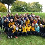 Bucher, Walsh Lead Girls XC Back to State