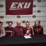 Kilroy Signs With EKU