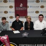 Gabriel Signs With Bellarmine