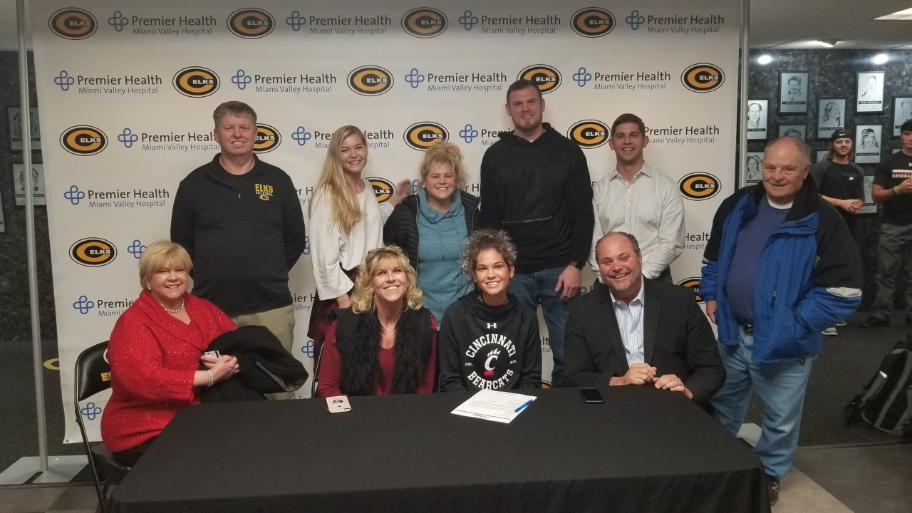 Purcell Signs With Bearcats