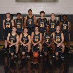 Boys Basketball Knocks Off Toledo St. John's To End Regular Season
