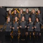 Gymnastics Finishes Eighth at District Meet
