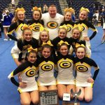 Competion Cheer Sweeps GWOC