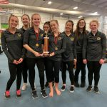 Gymnastics Places 3rd At Oak Hills Invite