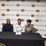 Hill Signs With Clark State