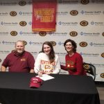 Roush Signs With Winthrop