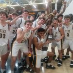 Boys Basketball Knocks Off Wayne, Wins 12th Straight To Claim Share of GWOC East Title