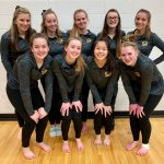 Gymnastics Finishes 5th at Dayton City Championships