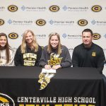 George Signs With Baldwin Wallace