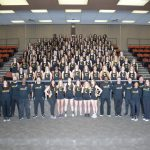 Girls Track Finishes Third at Volunteer Invite
