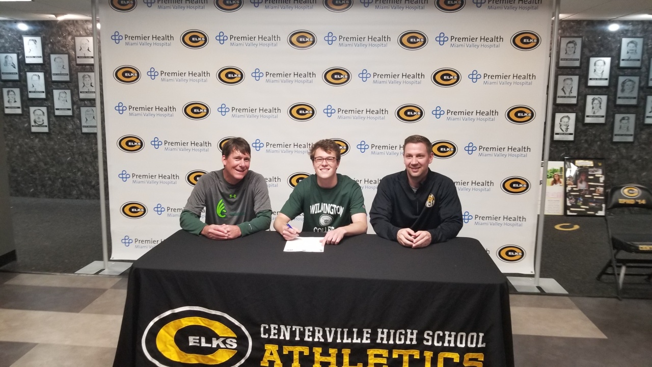 Miller Signs With Wilmington College