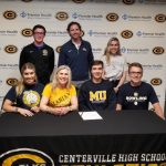 Eckley Signs With Marian