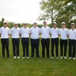 Boys Varsity Black Golf Competes at Jerome Honorary