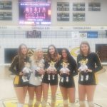 Volleyball Knocks Off Fairmont On Senior Night