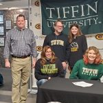 Sargent Signs With Tiffin