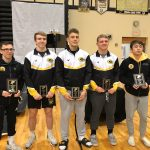Wrestlers Perform Well at PIT