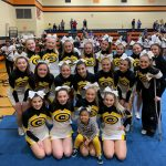 Competition Cheer Qualifies for Best in the State Finals