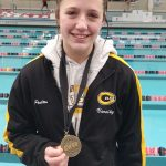 Poulton Repeats as GWOC Diving Champion