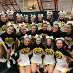 Competition Cheer Finishes Runner-Up at Best in State Cheer Championships