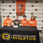 Davidson Signs With Bowling Green