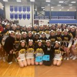 Competition and Game Day Cheer Qualify for State Finals