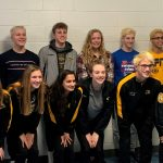 Swimmers Qualify 12 to State Finals