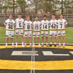 Boys Lacrosse Seniors Share During Their Zoom Interview