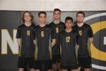 Boys Volleyball Share On Their Zoom Highlight Show