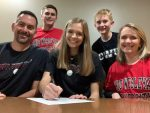 Stoller Signs With Ohio Wesleyan