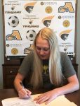 Greenlee Signs With Anderson