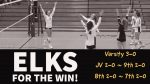 Volleyball Sweeps Miamisburg, Sets Up Showdown At Creek Tonight