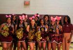 Lady Mohawks Cheerleaders