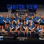 2018 - 2019 Girls Freshmen Volleyball